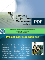 Cpm Cost Management