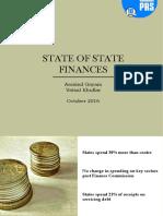 State Finances Report