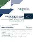 Potentiel Économique Du Développement Du Shale de L'Utica Anglais