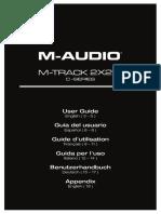 M-Track2X2M-UserGuide-v1.1