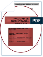 Administracion II Empresa de Venta de Cuyes .