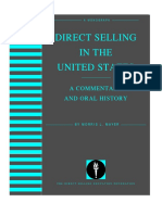 Direct Selling in the United States