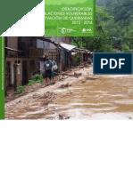 Informe - Identificación de Poblaciones Vulnerables 2015-2016_ana