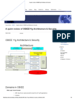 A Quick Review of OBIEE11g Architecture & Security