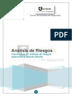 Análisis de Riesgos Método Mosler CES