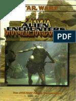 Star Wars - Alien Encounters