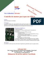 ADR07061311 Controle Moteur Sur FPGA E