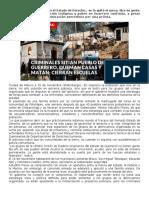Guerrero Perdió Hace Mucho El Estado de Derecho
