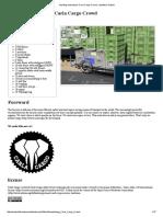 Building Instructions Carla Cargo Crowd - Postfossil Mobile