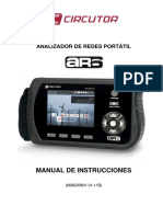 Circutor AR6 Serie User Manual