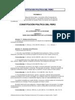 Constitucion Politica Peru