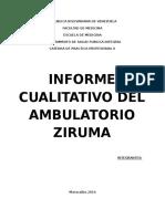 ambulatorio ziruma