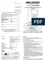 Manual Telefono 8028W