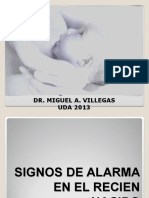 signosdealarmaenelreciennacido2013-130920184552-phpapp02.ppt