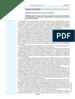 Orden ECD-489-2016, De 26 de Mayo, Currículo ESO