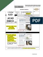 T.a Desarrollo Personal - 2015-1 MODULO II