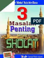 3 Risalah Sholat eBook