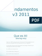 ITIL Fundmentos