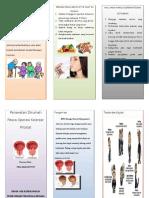 Leaflet Pasca Operasi Kelenjar Prostat
