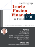 Oracle Fusion Tools