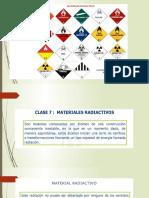 Riesgo Radioactivo Clase 7