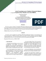 Implementacion de Solucion Tecnologica Para El Instituto Nacional de Higiene