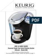 Keurig B66 Manual