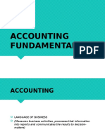 Fundamentals of Accounting Review (3)