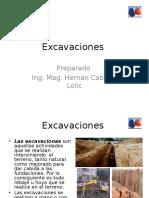 Copia de Excavaciones Materia