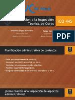 Clase 03 - Herramientas Para La Inspeccion Administrativa