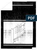 Structural Steelwork Connections