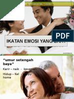 13 Ikatan Emosi Yang Erat