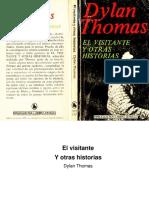 Dylan, Thomas - El Visitante y Otras Historias