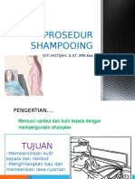 Prosedur Shampooing