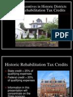 Residential Tax Credits for Historic Restoration, Staunton, VA - Carter Green