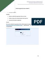 Manual Para Estudiantes, Envío de Informe Semestral a Través Del SIIP