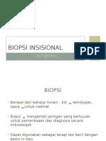 Biopsi Insisional tpe