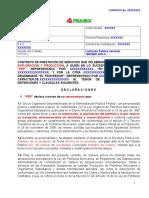 Modelo Contrato de Servicios 518 11