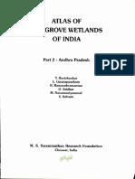 Atlas of Mangrove Wetlands of India 2
