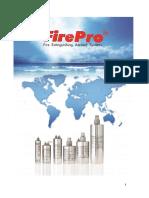 FirePro Aerosol System