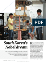 Why South Korea is the World's Biggest Investor in Research