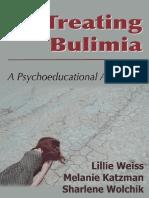 Treating Bulimia