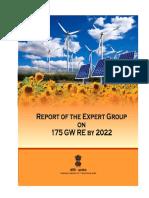 Report 175 GW RE