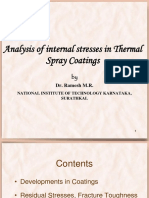 Analysis of internal stresses in Thermal Spray Coatings .pdf