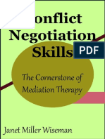 Conflict Negotiation Skills