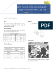 SAP PARTS Material Standards SRM 004 Type B
