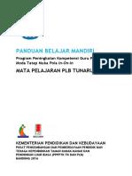 Panduan Belajar Mandiri in on in Tunarungu