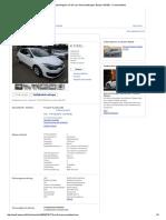 Renault Megane 1,6 16v Lim Gebrauchtwagen, Benzin, € 9