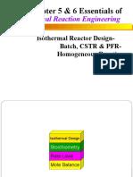 CRE6a-Isothermal Reactor Design-Batch-CSTR-PFR.pptx