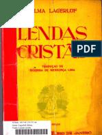 Lendas Cristãs - Selma Lagerlof